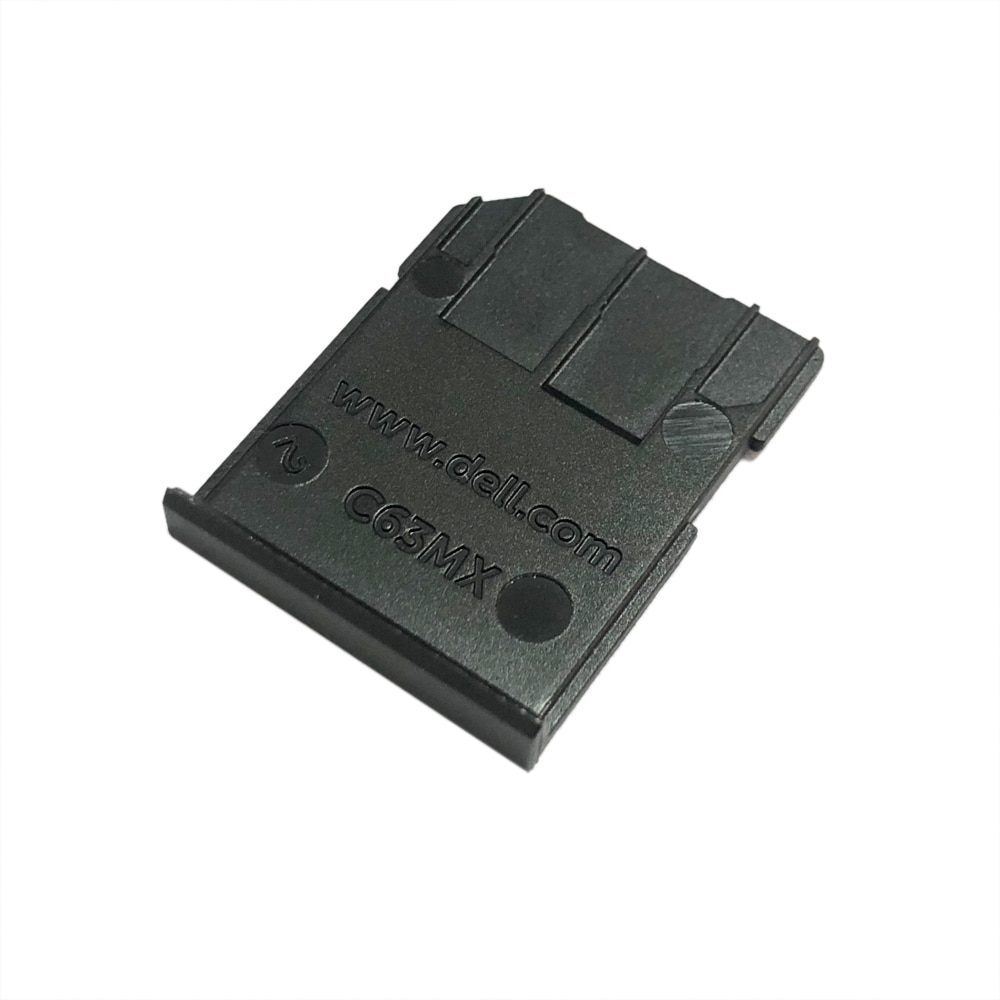 لحشو بطاقة SD من Dell Latitude 5580/الدقة 3520 فارغ P/N: C63MX 0C63MX