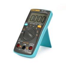 ZOTEK ZT102 Mini 6000 Counts Auto Range Digital Multimeter AC/DC Voltage Current Tester with Temperature Measurement