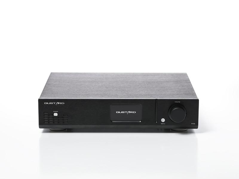 Decodificador amplificador balanceado nativo solución 2020 GUSTARD DAC-A22 DAC Dual AK4499 XMOS