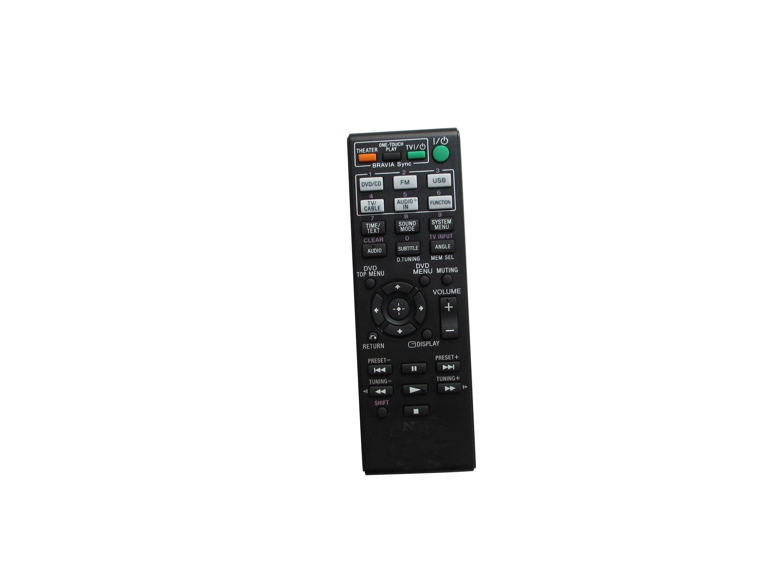 Control remoto para Sony RM-ADU078 DAV-DZ170 DAV-DZ171 DAV-TZ230 DAV-TZ510 DAV-TZ630 DAV-TZ710 DVD...