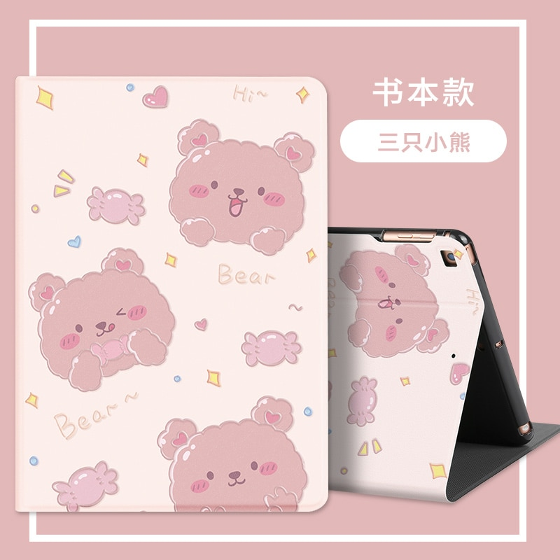 Magnetic Case For HuaWei MatePad 10.4 BAH3-AL00/BAH3-W09 Soft Silicone Cover For Huawei MatePad 10.4