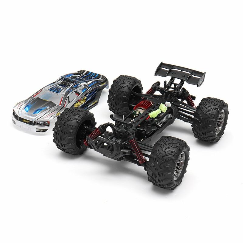Xinlehong 9136 9138 1/16 RC Car 2.4G 4WD Remote Control Car Spirit Car 36km/h Bigfoot Off-road Truck RTR Toy VS  WLtoys 144001 enlarge