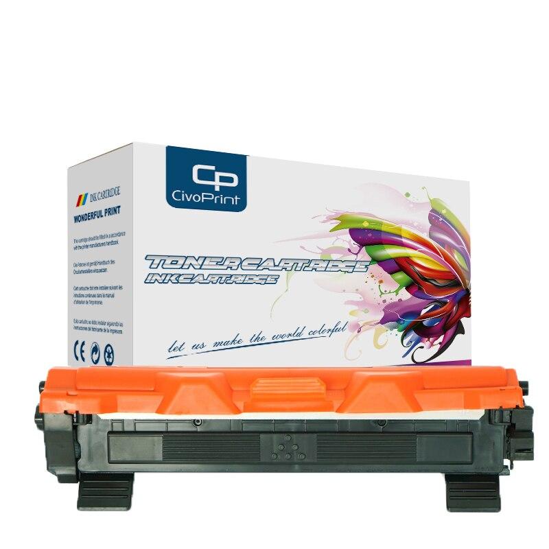 Civoprint cartucho de toner compatible para Hermano TN1000 TN1050 TN1070 TN1075 HL 1110 HL-1110 TN-1000 TN-1050 TN-1075 TN 1075