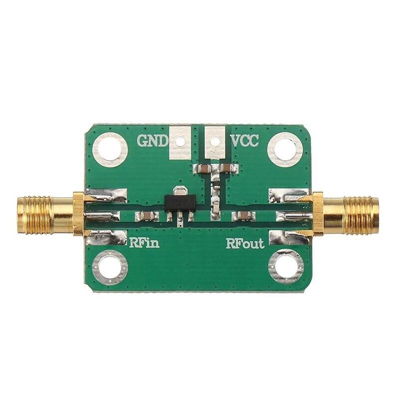 Placa amplificadora de bajo ruido de radiofrecuencia RF HMC580 Vpp 5V para receptor de control remoto de Radio FM de onda corta