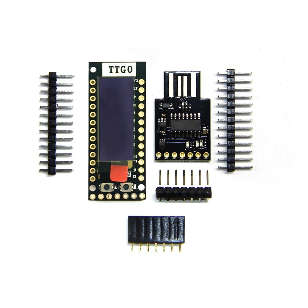 TTGO TQ ESP32 0.91 OLED PICO-D4 WIFI&Bluetooth LoT Prototype Board