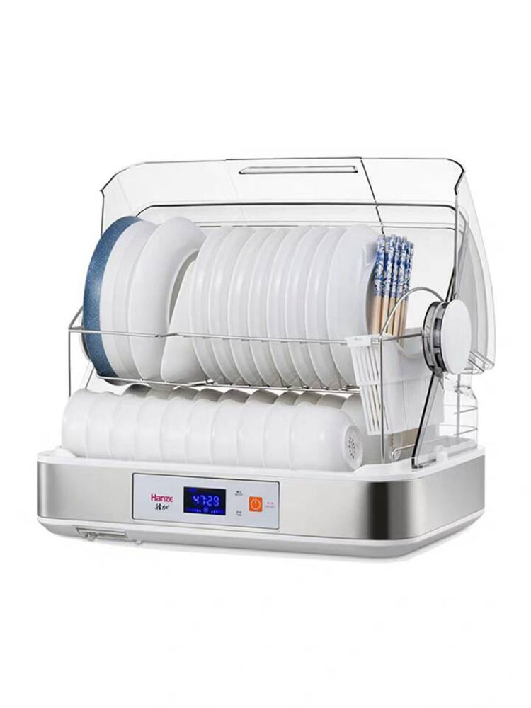 Disinfection Cupboard Household Small Tea Cup Mini Desktop Desktop Kitchen Cutlery Drain Drying Disinfection Cabinet mxv zlp90q15 kitchen 86l electronic touch control embedded disinfection cabinet infrared ultraviolet disinfection cupboard