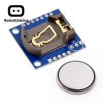 Minuscule Module RTC I2C 24C32 mémoire DS1307 horloge haute précision Module minuterie