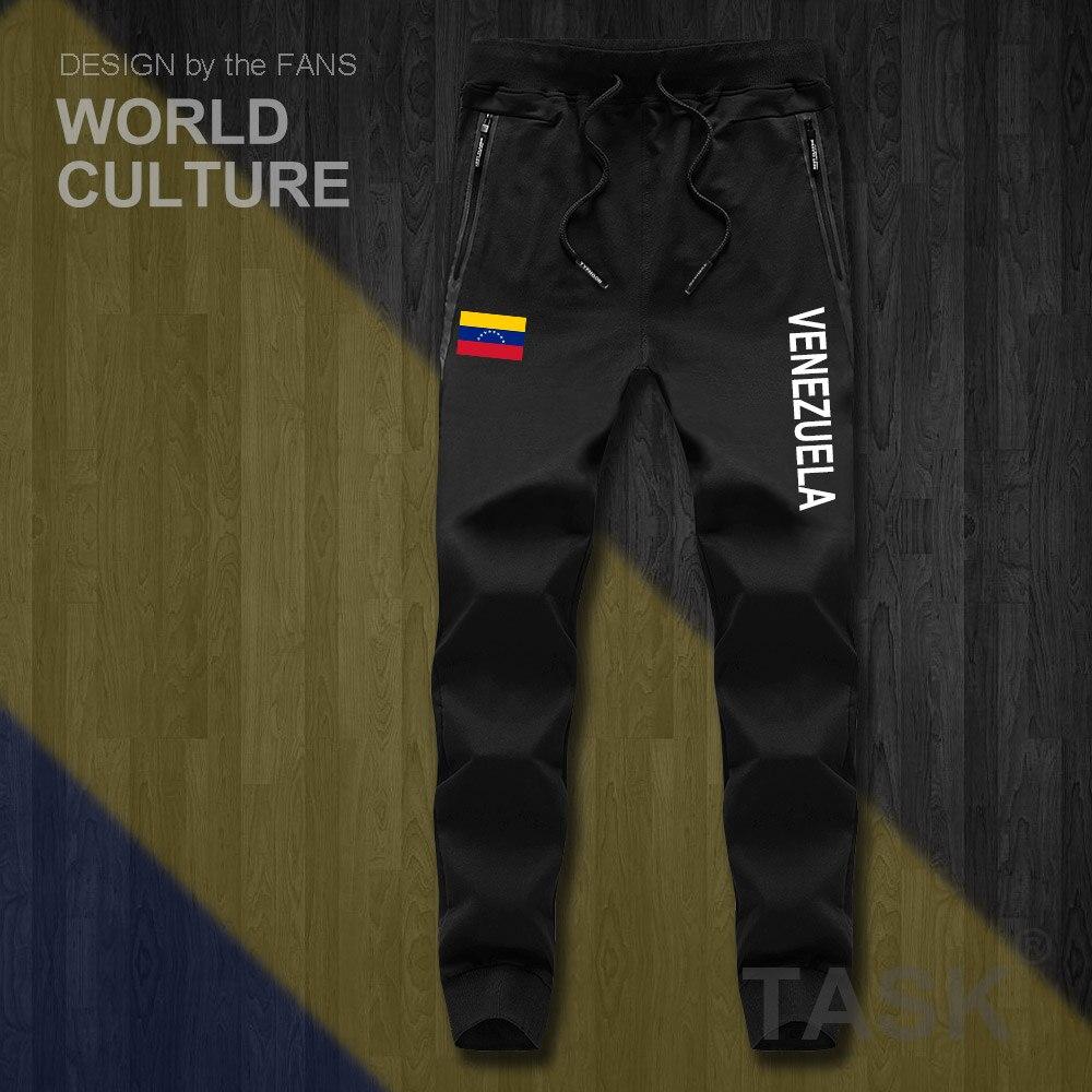 Venezuela Venezuelan VEN VE Mens Pants Joggers Jumpsuit Sweatpants Track Sweat Fitness Fleece Tactic