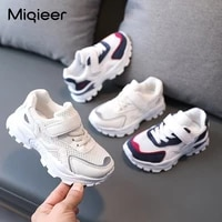 children shoes for girls boys breathable mesh hollow out sneakers soft non slip lightweight casual sneakers kids sports shoes