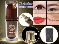 15mltaili tattoo ink microblading liquid pigment semi permanent lips eyebrow eyeliner safe and non toxic manual tattoo pen pigme