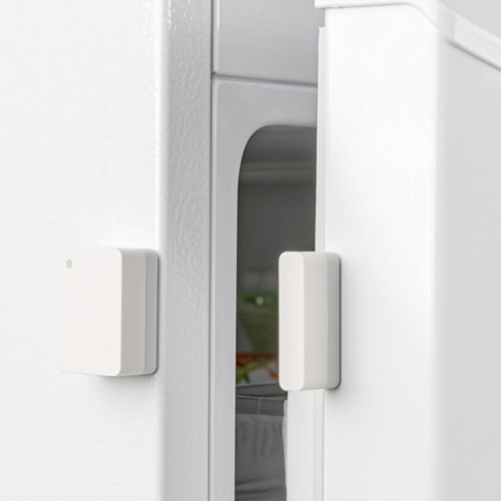 Xiaomi     capteur intelligent douverture de porte et fenetre Mijia 2  detecteur detat des interrupteurs de porte et fenetre  rappel non ferme pour heures supplementaires  bluetooth 5 1