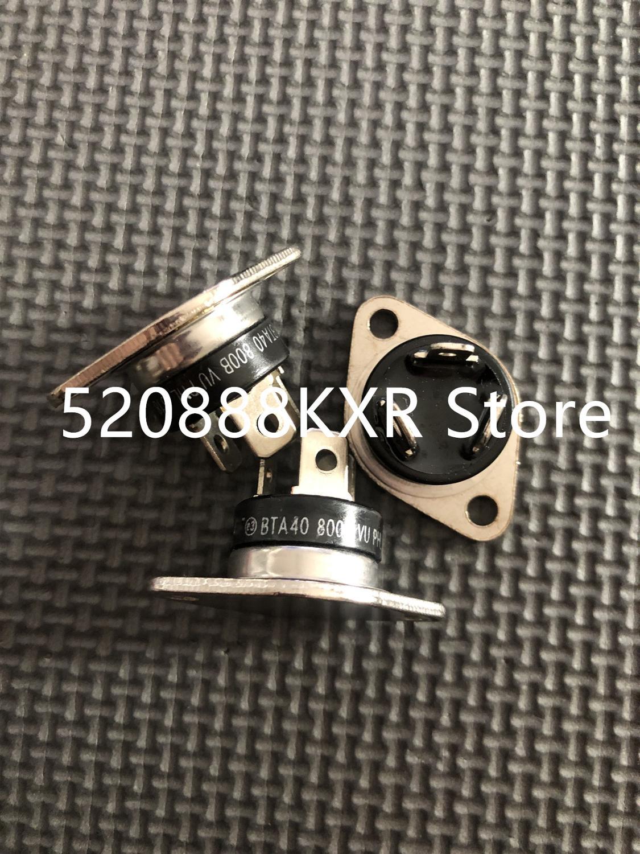 10pcs/lot BTA40-800B BTA40-800 TOP-3 Triac 800V 40A NEW