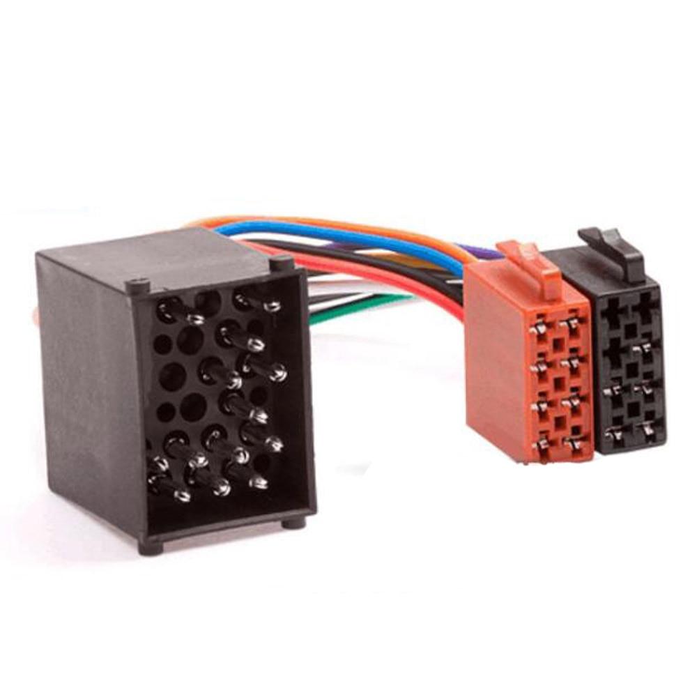 Auto Radio ISO Adapter Schalter Kabel für BMW E36 E39 E46 E56 Mini Cooper für LAND ROVER