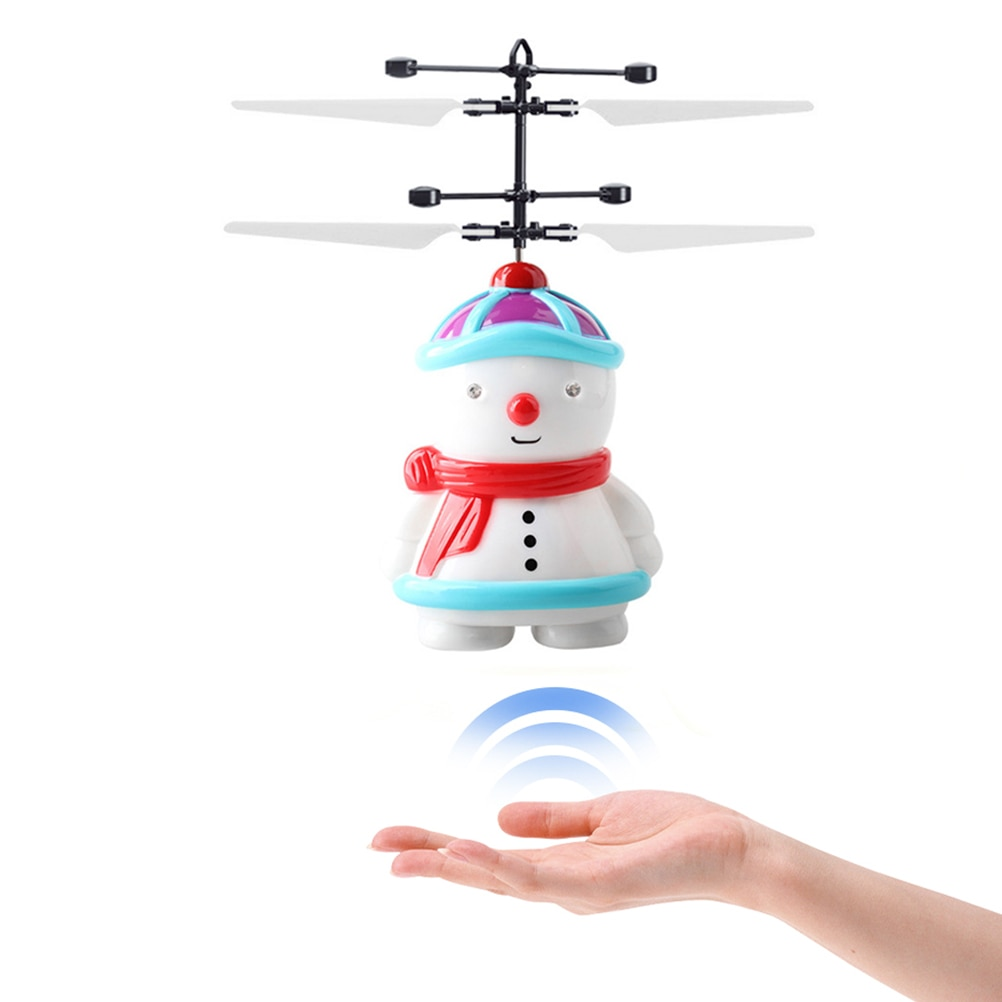 Mini Fly helicopter Hand Control RC Toy Suspension induction mini Helicopter Quadcopter RC Drone Ar.dron Toys For Kids