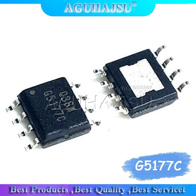 10 pçs/lote G5177C G5177B G5177BF11U SOP8 Synchronous retificação impulso chip IC
