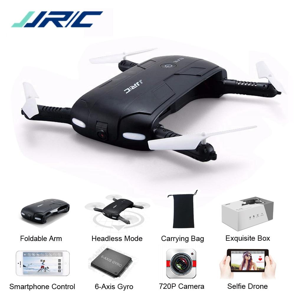 JJR/C/JJRC H37 Elfie Mini autofoto Drone actualizado 2MP WIFI Cámara FPV plegable brazo APP RC Quadcopter RTF VS E50