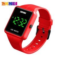 Sports Watches Women Running Digital Watch Silicone Band Time Date Girls Ladies Wristwatches Relogio Feminino SKMEI