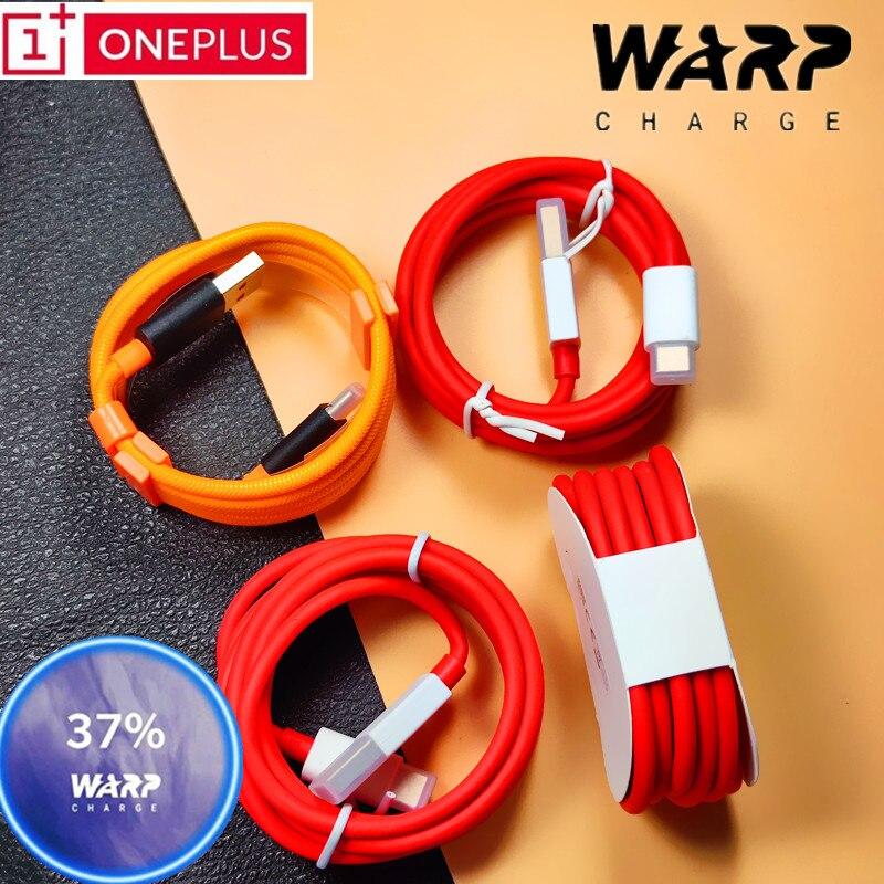 Oneplus-cable de carga tipo C para Oneplus 8 Pro, 7t pro, 6,...
