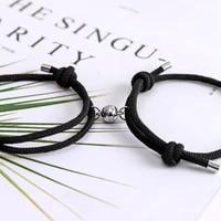 two couple bracelet love witness star moon bracelet lovers bracelet