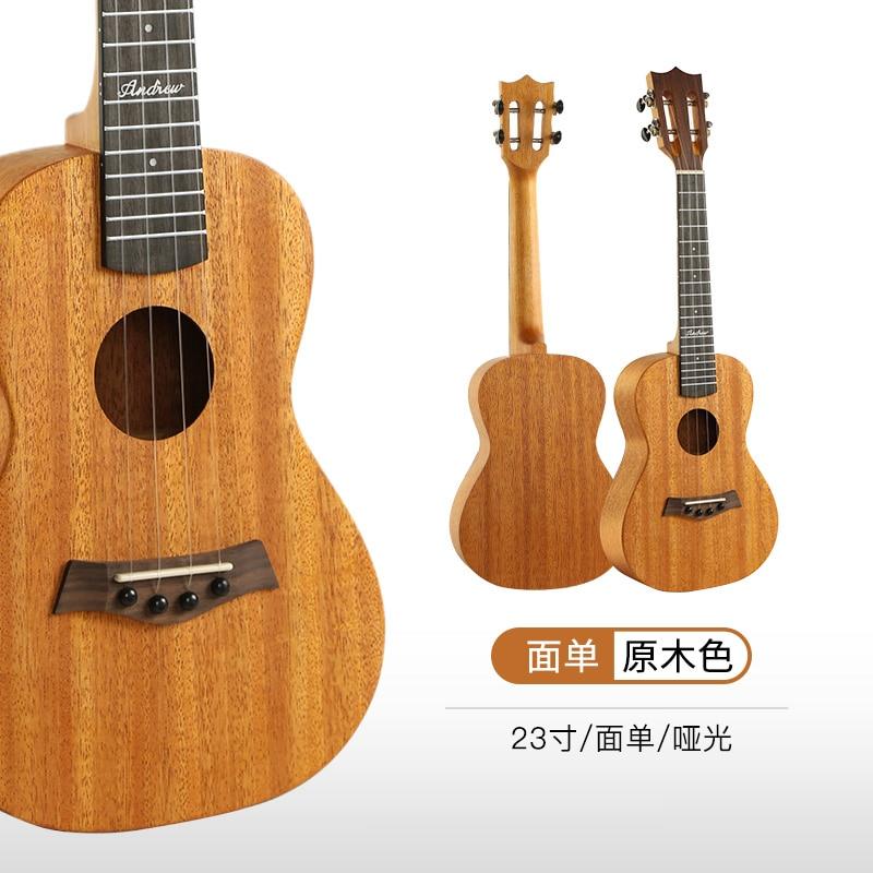 Acoustic Instruments 4 String Guitar Mini Ukulele Learning Ukulele Kids Concert Professional Ukelele Music Instruments BC50JT enlarge