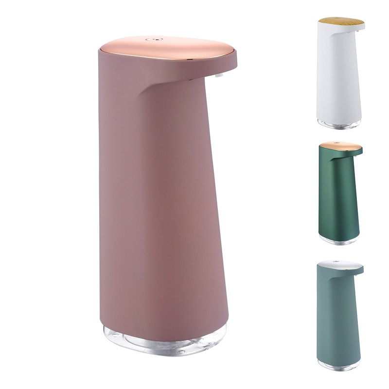 موزع سائل الصابون التلقائي الضغط الذكي الاستشعار الأيدي غسل موزع للحمام المطبخ