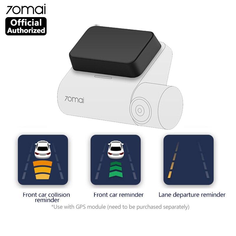 70mai Pro GPS Modul für 70mai Dash Cam Pro 70 mai Dash Cam Lite Auto DVR Kamera GPS ADAS Geschwindigkeit N Koordinaten Auto Video Recorder