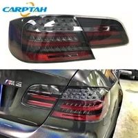 car styling tail lights taillight for bmw e92 m3 2008 2012 2013 rear lamp drl dynamic turn signal reverse brake led