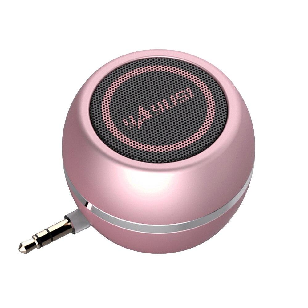 Mini altavoz portátil al aire libre amplificador sistema de sonido 3D música estéreo altavoces envolvente para IPod IPad Laptop para IPhone Tablet PC