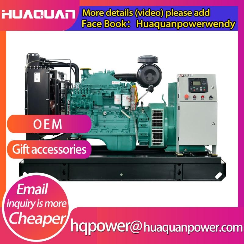 Generador diésel de bajo consumo de alta calidad 100kw