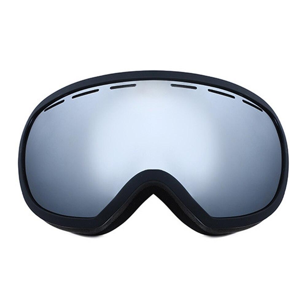 Очки для снега, ПК, двойной слой, кокаин, близорукость, анти-туман, защита глаз от уф, сноубординг, лыжные очки