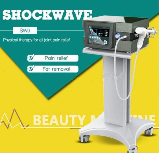 Radial de la onda de choque dolor relieve, sistema de adelgazamiento de...