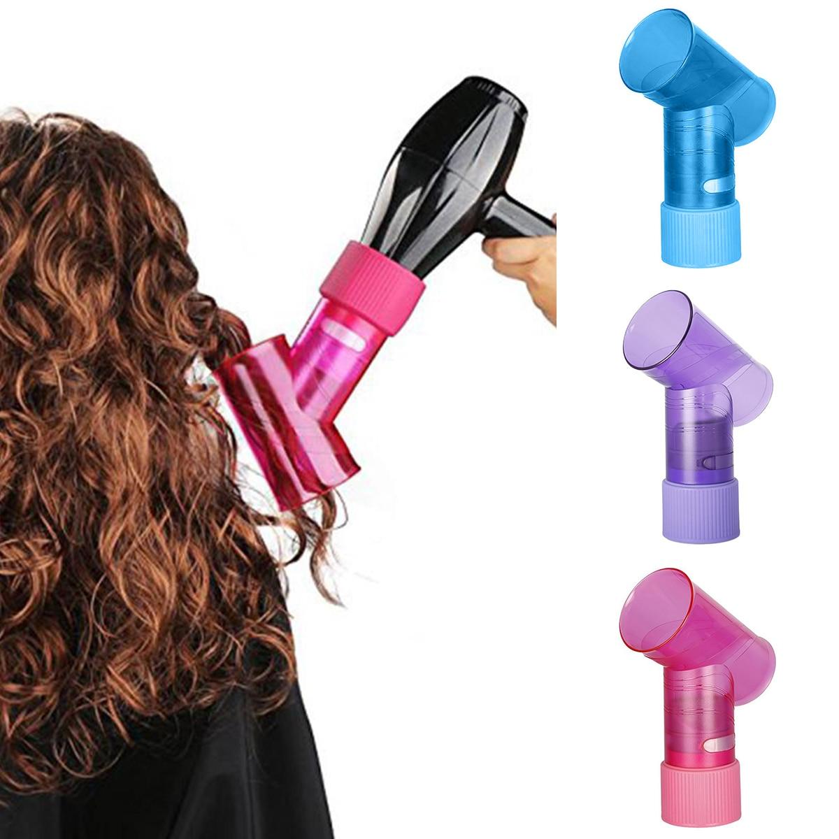 Haar Curl Diffusor Trockner Haar Abdeckung Haartrockner Lockige Trocknen Haar Curler Styling Werkzeug Haar Roller Trocknen Fön Zubehör