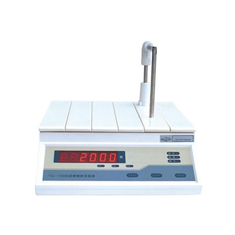 Haute précision bobine mètre de mesure YG108-6 réacteur enroulement bobine tour numéro testeur 6mm bobine à lintérieur du diamètre