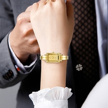 Ladies Watches 2021 Good Quality  Wrist Women Crystal Diamond Watches Luxury Gold Watch Stainless St