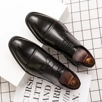 plus size mens shoes new for 2021 high quality men pu leather safety business shoes male classic oxfords shoes soulier homme