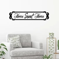 Autocollants muraux de dessin anime pour la maison  en Pvc  pour bricolage  affiche dart Mural pour les chambres denfants  autocollant de decoration