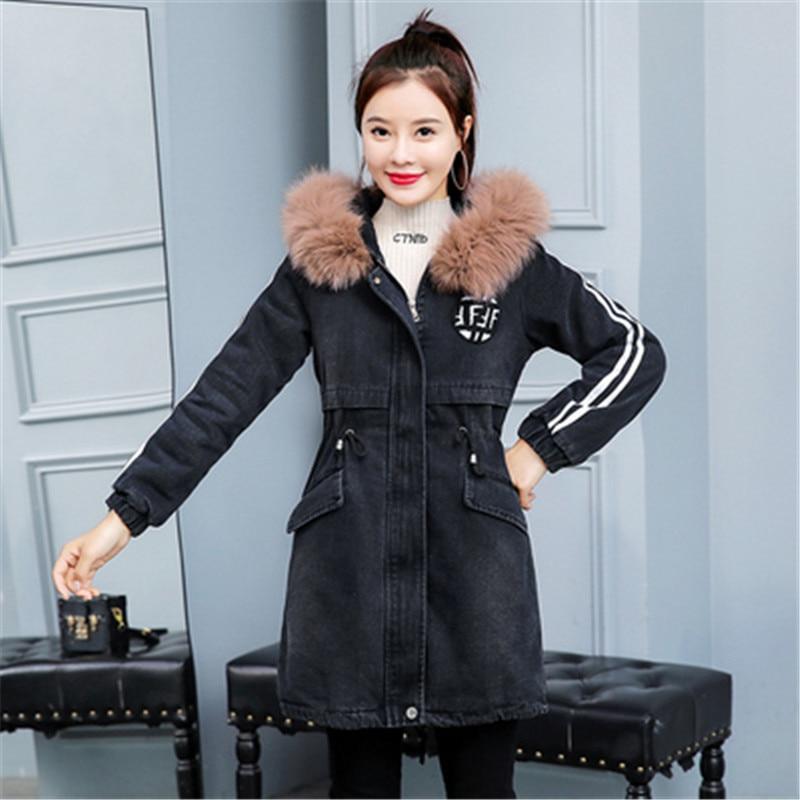 جديد جاكت للربيع المرأة حجم كبير شتاء دافئ القطيفة Lapels سترة أبلى معطف سوبر المرأة سترة قطن جودة الملابس