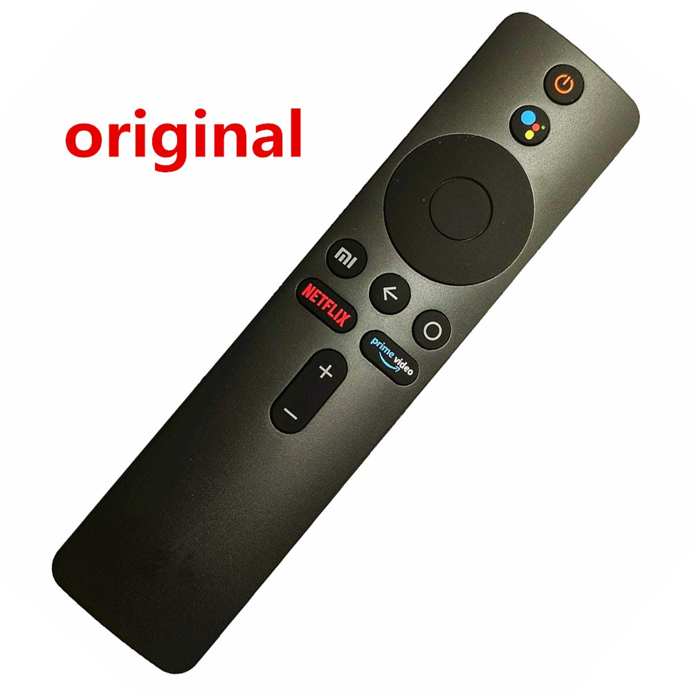 XMRM-00A XMRM-006 Nieuwe Originele Voice Afstandsbediening Voor Mi 4A 4S 4X 4K Ultra Hd Android Tv Voor Xiaomi mi Box S Box 3 Box 4K Mi Stick Tv