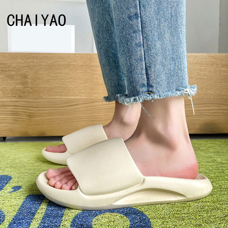 2021 Sippers For Boy Girl Summer Shoes Outdoors Indoor Home EVA Soft Dress Slides For Ladies Non-sli