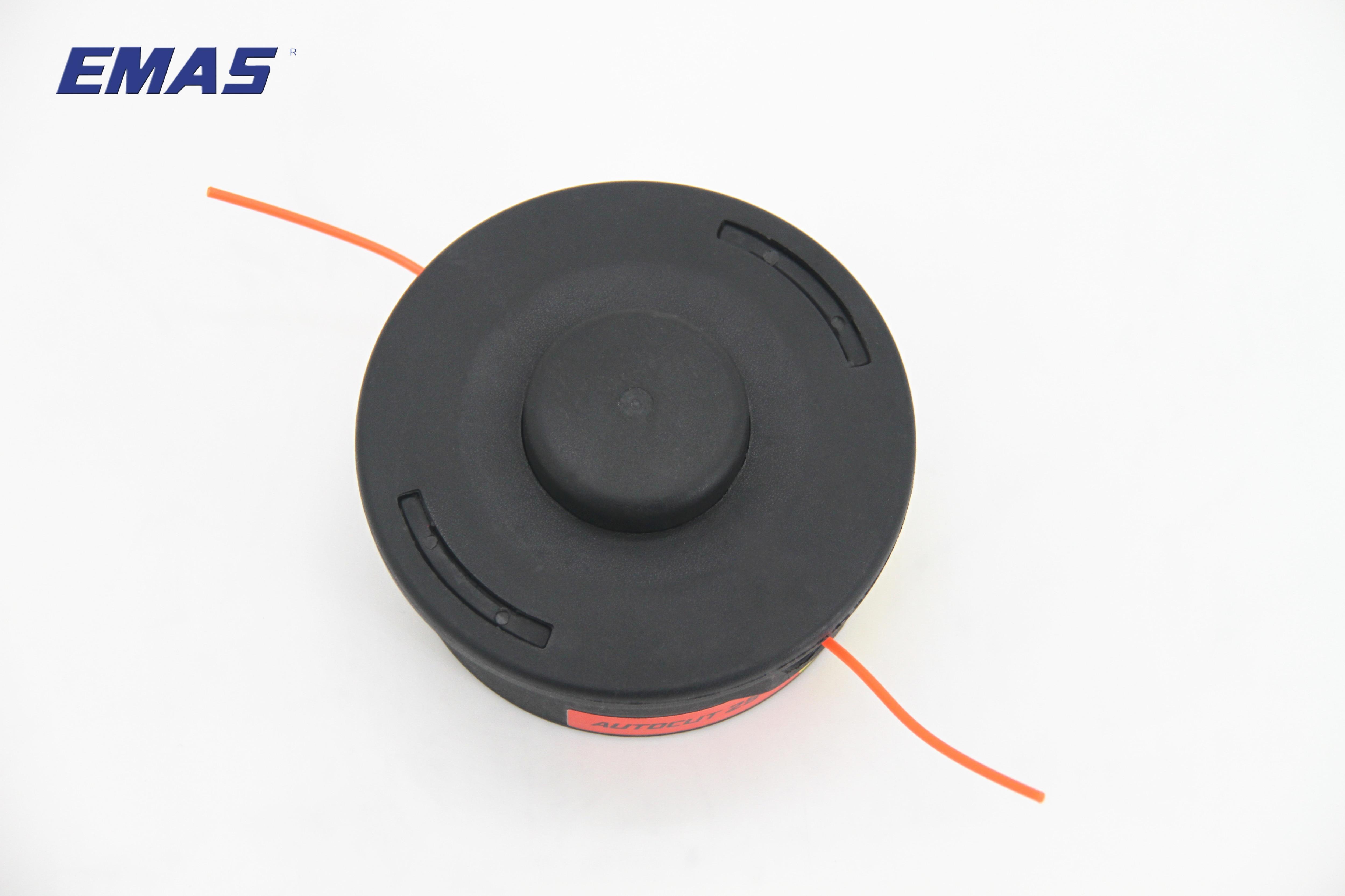 Cabezal de corte de 10MM * 1,0 LHF de alta calidad EMAS para cortadora de escobillas STIHL FS120
