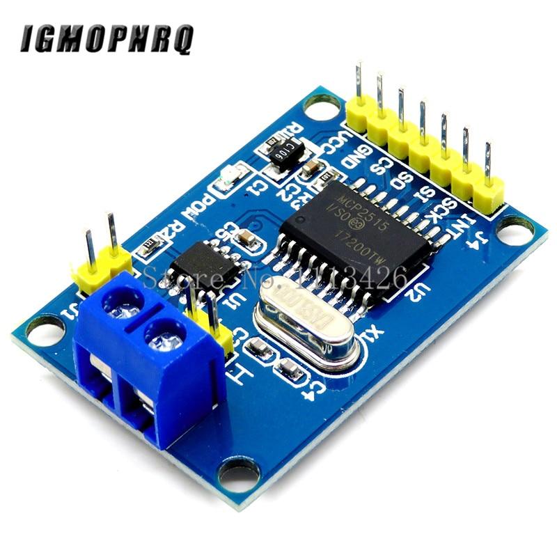 MCP2515 CAN Bus модуль TJA1050 приемник SPI для ardui