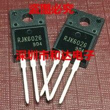 RJK6026 TO-220F 600V 5A
