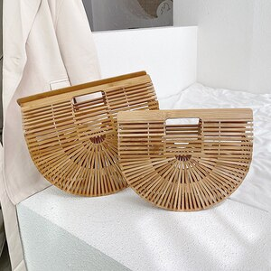 High Quality Female Weave Tote Bag Fashion New Women's Designer Elegant Handbag Large Saddle Bag Straw Beach Travel Bags