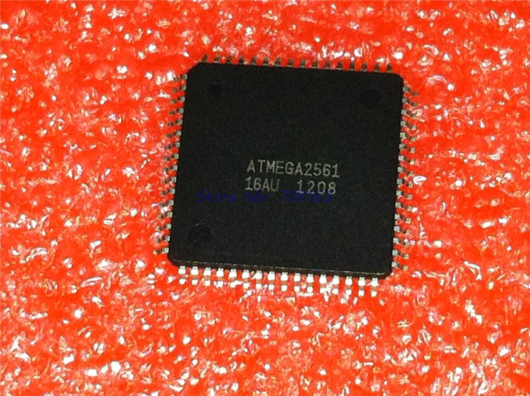 5 unids/lote ATMEGA2561-16AU ATMEGA2561 QFP-64 en Stock