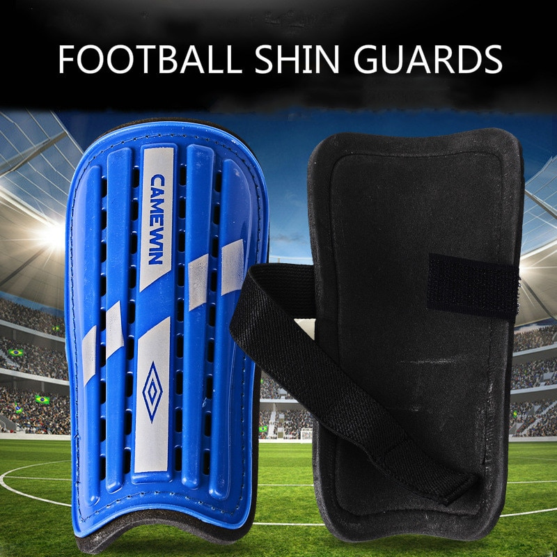 1 Pair Football Shin Guards Sports Calf Leg Protector Soft EVA Foam Soccer Shin Pads For Kids Adults dropshipping