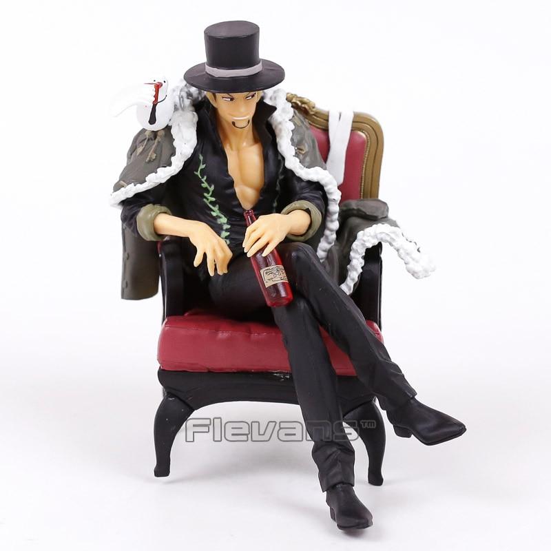 ¡Una pieza 1/8 escala pintado figura sentada sofá Ver! Figuras de acción de PVC CP0, robo Lucci, juguete de modelos coleccionables, 14cm