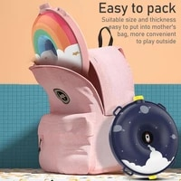 pull out water guns for boys and girls on childrens beach pigs elephant lion donuts backpack water pump hot sale