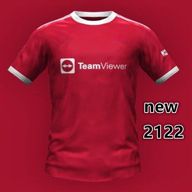 CAVANI Top Quality new 20 21 22 manchester shirt united shirt RASHFORD POGBA GREENWOOD B.FERNANDES MARTIAL utd JAMES 21 22 shirt