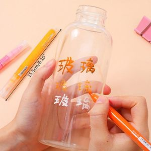 12 Colors Acrylic Paint Marker Pen for Ceramic Rock Glass Porcelain Mug Painting 1XCB