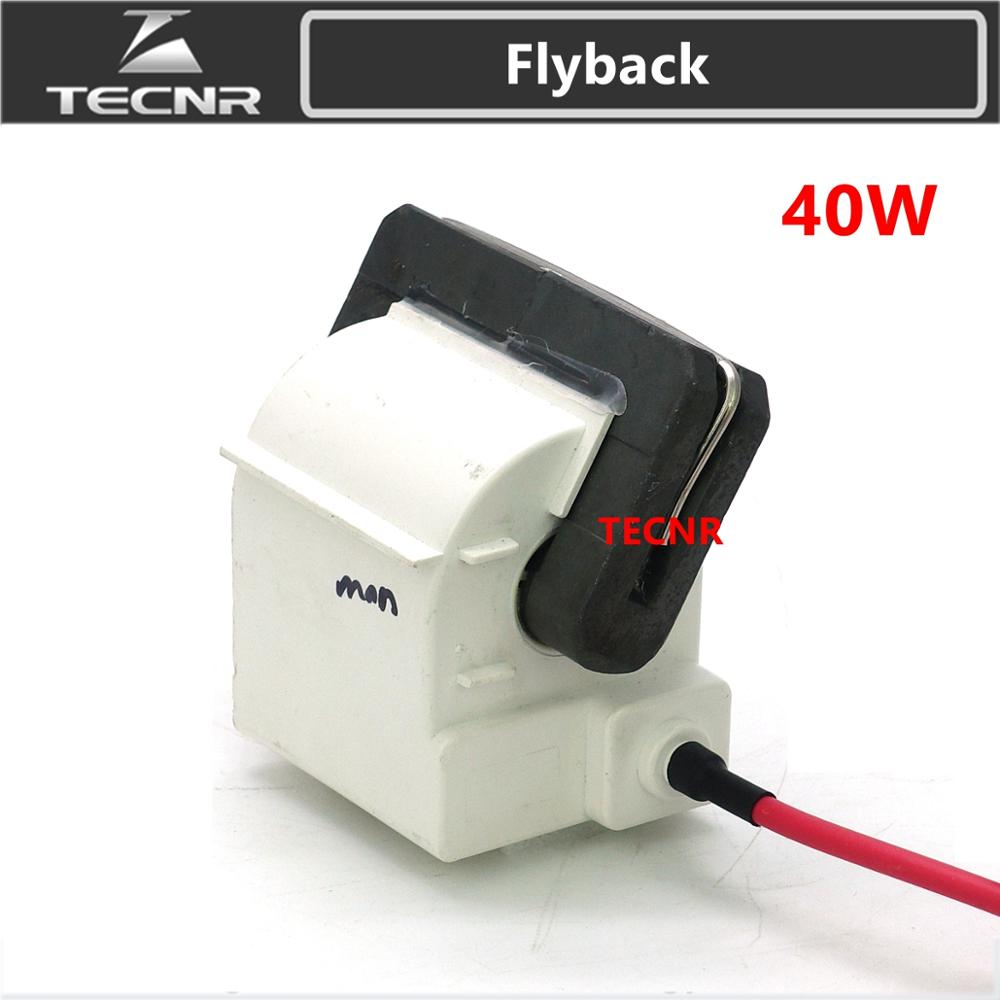 40W CO2 레이저 전원 공급 장치 부품에 대 한 40W 고전압 플라이 백 변압기